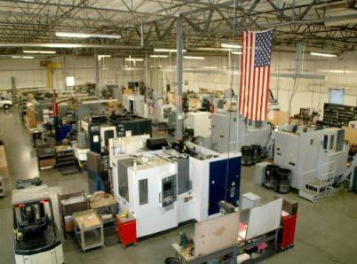 Portland Precision Machining Equipment
