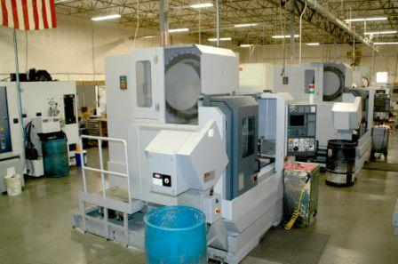 MORI SEIKI  NV500B/40 - Precision Machining