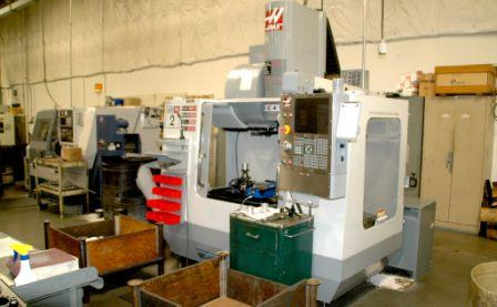 HAAS (2007) VF2SS 24 - Precision Machining