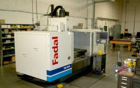 FADAL VMC-6030 - Precision Machining