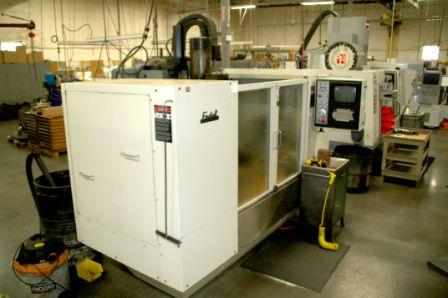 3 - FADAL VMC-4020 - Precision Machining