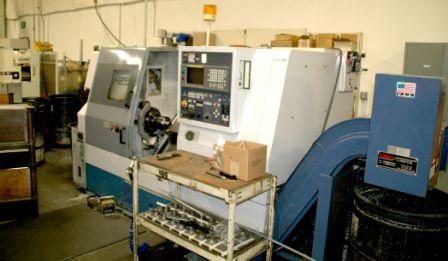 MORI SEIKI SL25-B - Precision Machining
