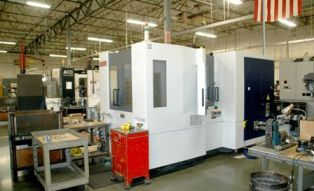 MORI SEIKI  NH4000 DCG - Precision Machining
